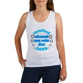 Advanced OWD 2009 Women's Tank Top