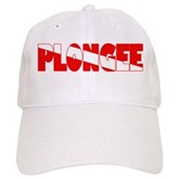 Plongee French Scuba Flag Cap