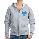 Advanced OWD 2009 Women's Zip Hoodie