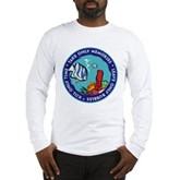 Take Only Memories (fish) Long Sleeve T-Shirt