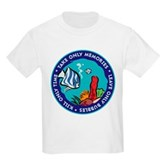 Take Only Memories (fish) Kids Light T-Shirt