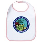 Take Only Memories (turtle) Bib